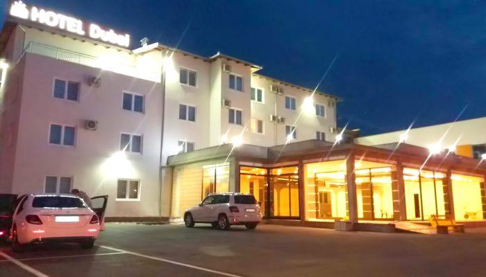 Exterior - Hotel Dubai Sarajevo